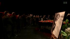 Video «Udo Jürgens: Gedenkfeier in Zürich» abspielen