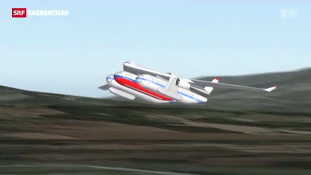 ETH präsentiert visionäre Flugtechnik