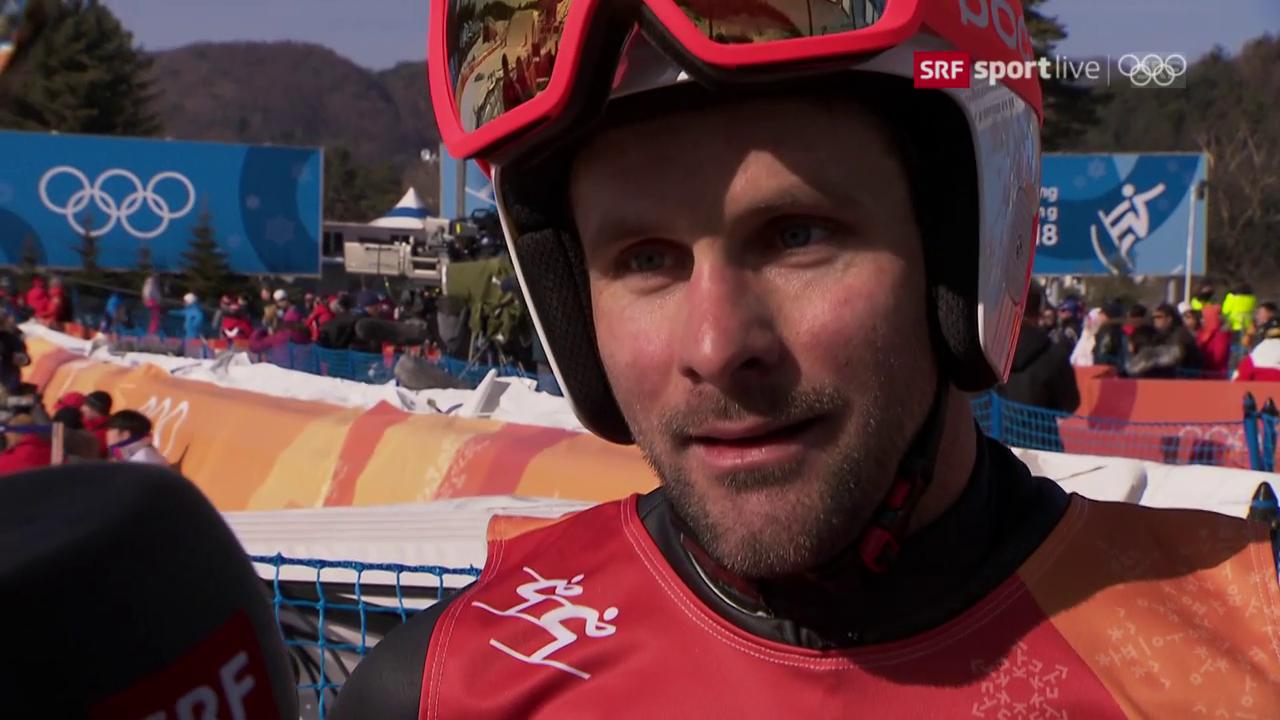 Niederer: «Wäre hübsch gewesen, in den Final zu kommen»