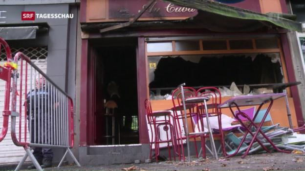 Video «Brand in Rouen» abspielen
