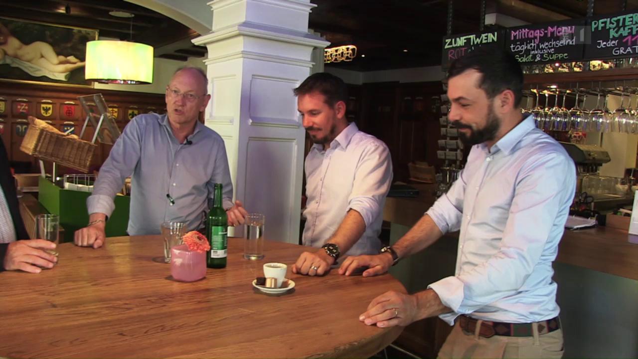 Alles ist Chefsache: Gastronomen-Brüder Eltschinger (Teil 2)