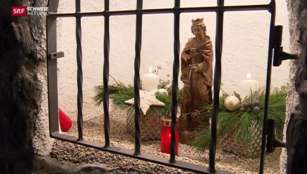 Video «Schweiz aktuell vom 04.12.2013» abspielen