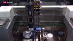 Video «Vollautomatische Uhrenfabrik» abspielen
