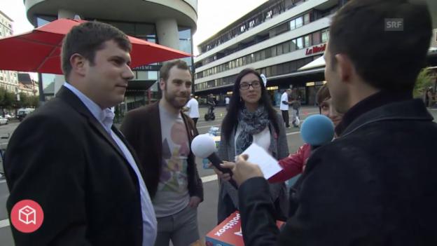 Video «politbox on tour #14: Live-Sendung aus La Chaux-de-Fonds» abspielen
