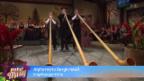 Video «Alphorntrio Bergkristall» abspielen