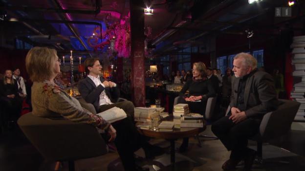 Video «Literaturclub vom 17.12.2013» abspielen