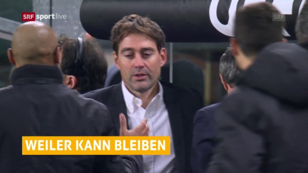 Video «Anderlecht bindet Weiler» abspielen