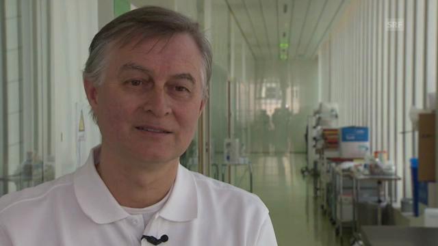 Interview mit Prof. de Geyter