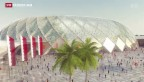 Video «Fussball-WM im Herbst und Winter?» abspielen