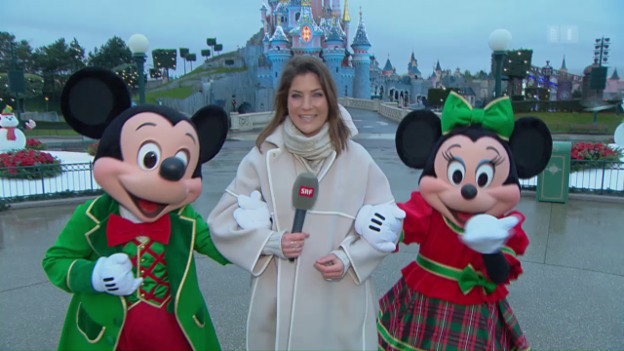 Video ««Glanz & Gloria» mit Mickey Mouse & Co» abspielen