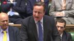 Video «Grossbritannien entscheidet über Syrien-Einsatz» abspielen