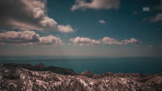 Video «Kroatien: Nina Kraljić «Lighthouse»» abspielen