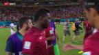 Video «Rückblick auf die Spiele vom Sonntag» abspielen