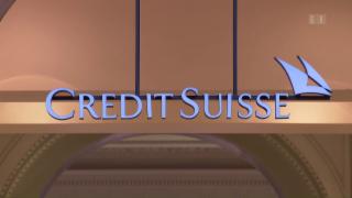 Video «US-Steuersünder: Neuer Fall stellt die CS in ein schlechtes Licht» abspielen