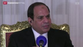 Video «Ägypten drängt zur Militärintervention» abspielen