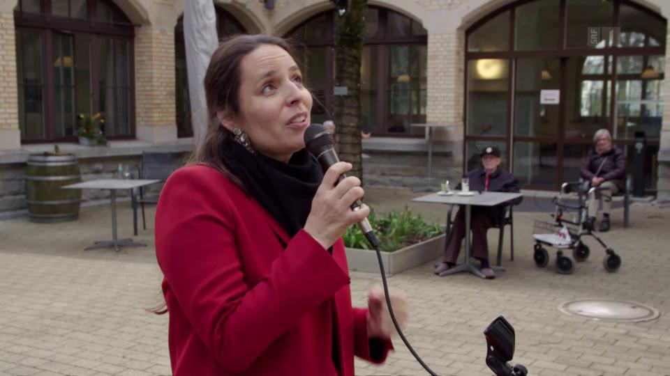La Serenata: Musik für die Risikogruppe