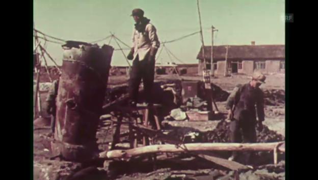 Video «Berufsalltag in China (aus dem Jahr 1972)» abspielen