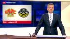 Video «Eishockey: Lugano besiegt Biel» abspielen