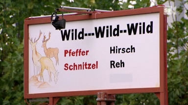 Schweizer Wild: Wirte schummeln bei Herkunft