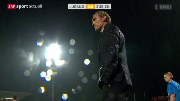 Video «Fussball: Super League, Lugano - FC Zürich» abspielen