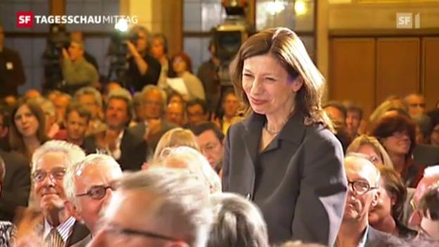 Video «Deutscher Buchpreis für Ursula Krechel» abspielen