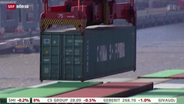 Video «SRF Börse vom 01.11.2013» abspielen