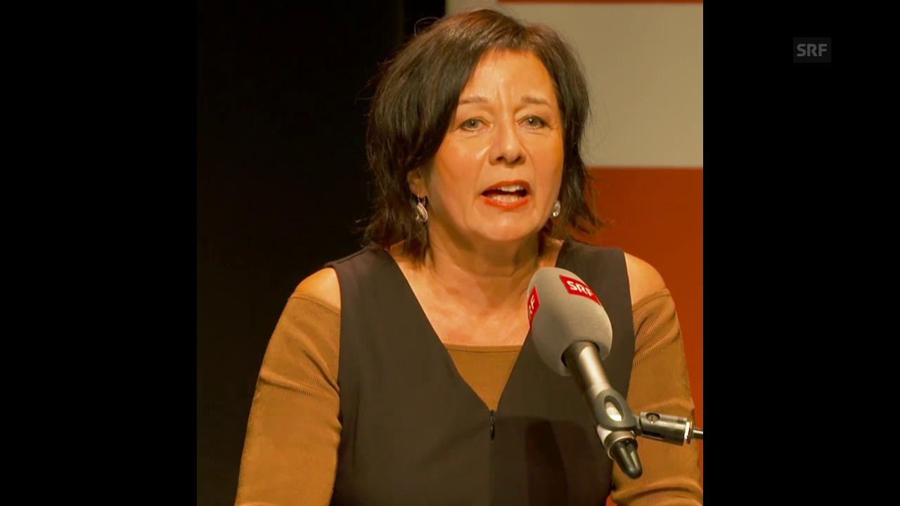 Judith Stadlin: «Bi Wädelmond»