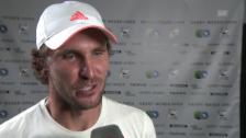 Video «Zverev: «Auf Rasen spielt Federer unglaubliches Tennis»» abspielen