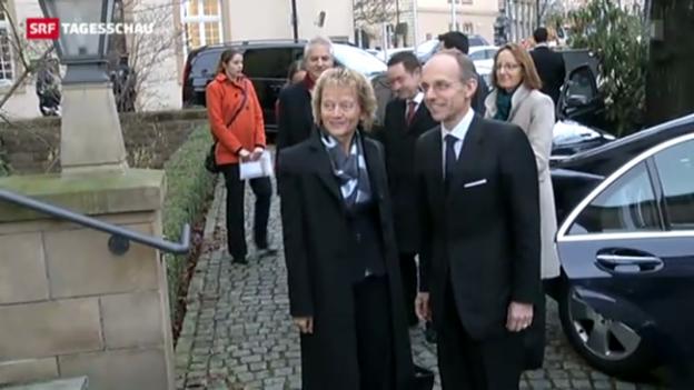 Video «Tagesschau vom 18.12.2012, 19:30» abspielen