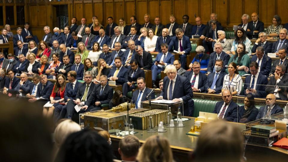 Britisches Parlament debattiert Scheitern in Afghanistan