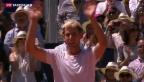 Video «Österreicher gewinnt in Gstaad» abspielen