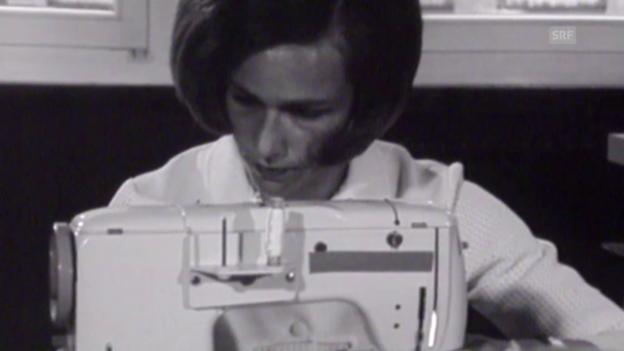 Video «Wettkampf zur idealen jungen Schweizer Frau» abspielen