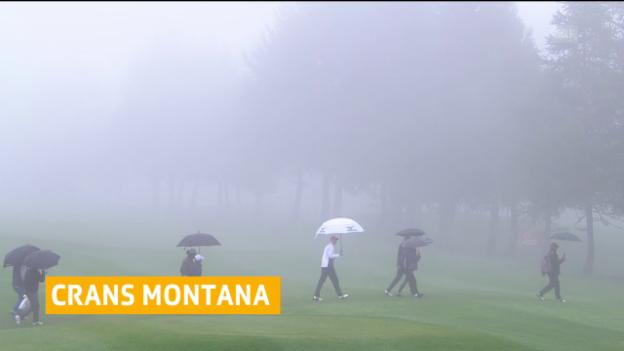 Video «In Crans-Montana ist Geduld gefragt» abspielen