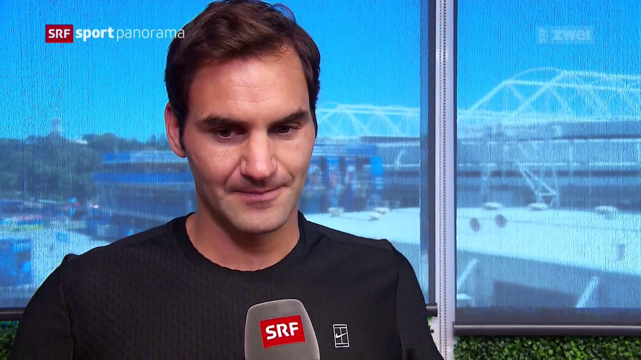 Federer vor den Australian Open