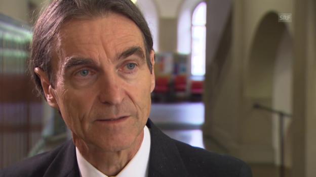 Video «Thomas Knecht zu den Chancen für Cutiss» abspielen