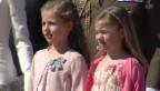 Video «Leonore: Jüngste Thronfolgerin der europäischen Königshäuser» abspielen