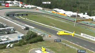 Felipe Massas Unfall