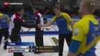 Video «Silber für Schweizer Curler» abspielen
