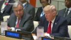Video «UNO-Generaldebatte in New York» abspielen