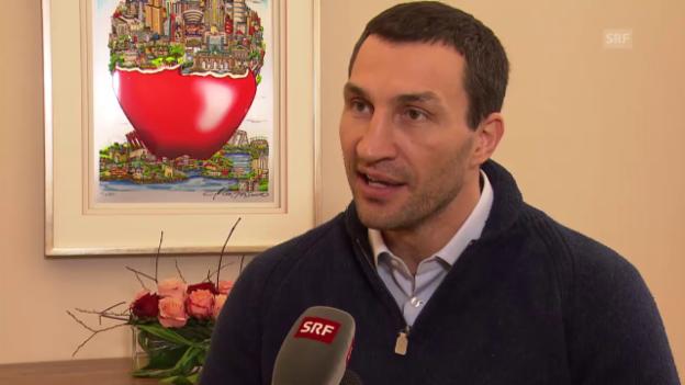 Video «Klitschkos Botschaft» abspielen