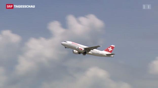 Video «Swiss stärkt Standort Genf» abspielen