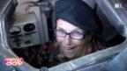 Video «Oma Rosmarie und der Panzer» abspielen