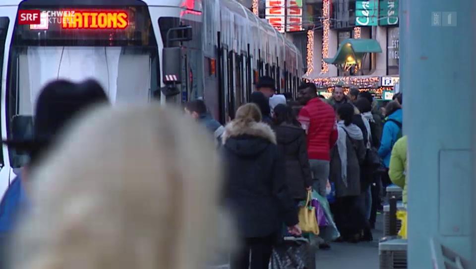 Quantensprung beim öffentlichen Verkehr in der Romandie