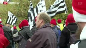 Video «Nordfranzosen gegen ihre Regierung» abspielen