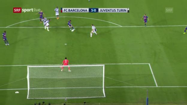 Video «Der unaufhaltsame Messi» abspielen
