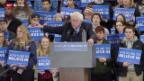Video «US-Vorwahlen: Sanders wird Clinton gefährlich» abspielen