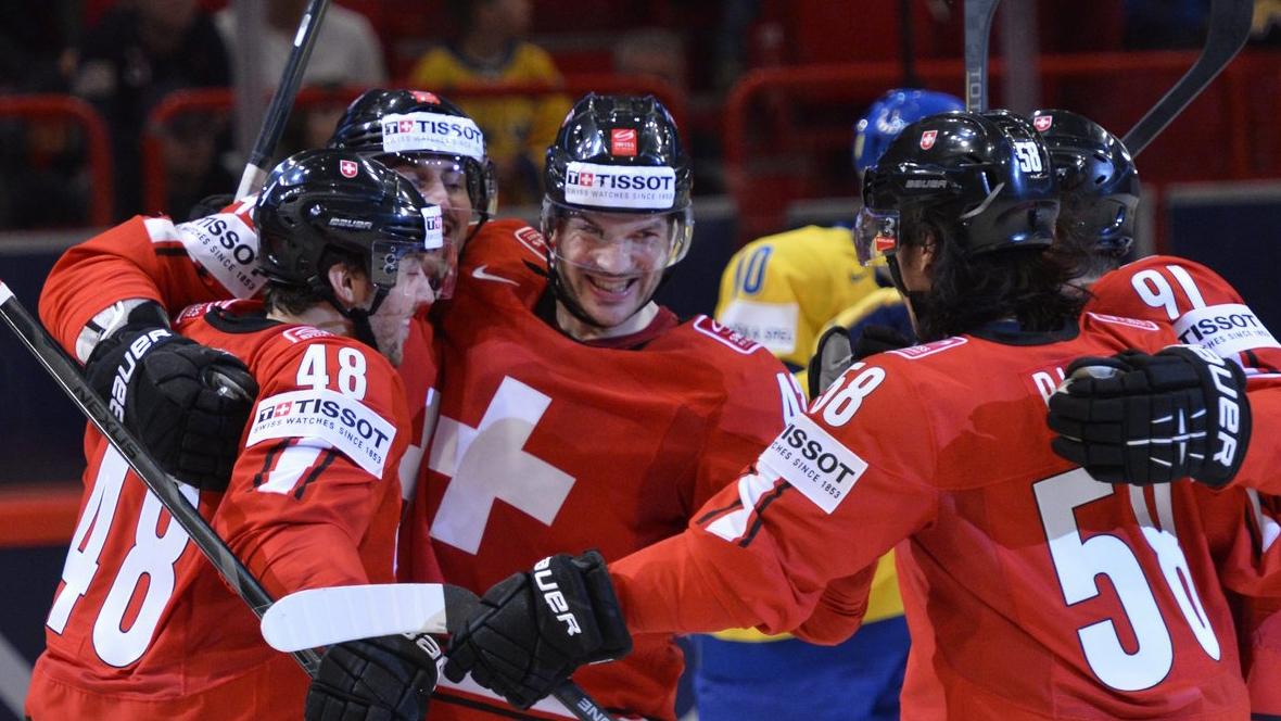 Hockey-Nati mit glänzendem WM-Start (Radio SRF 1)