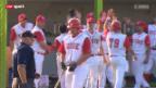 Video «Baseball: Schweiz - Grossbritannien» abspielen