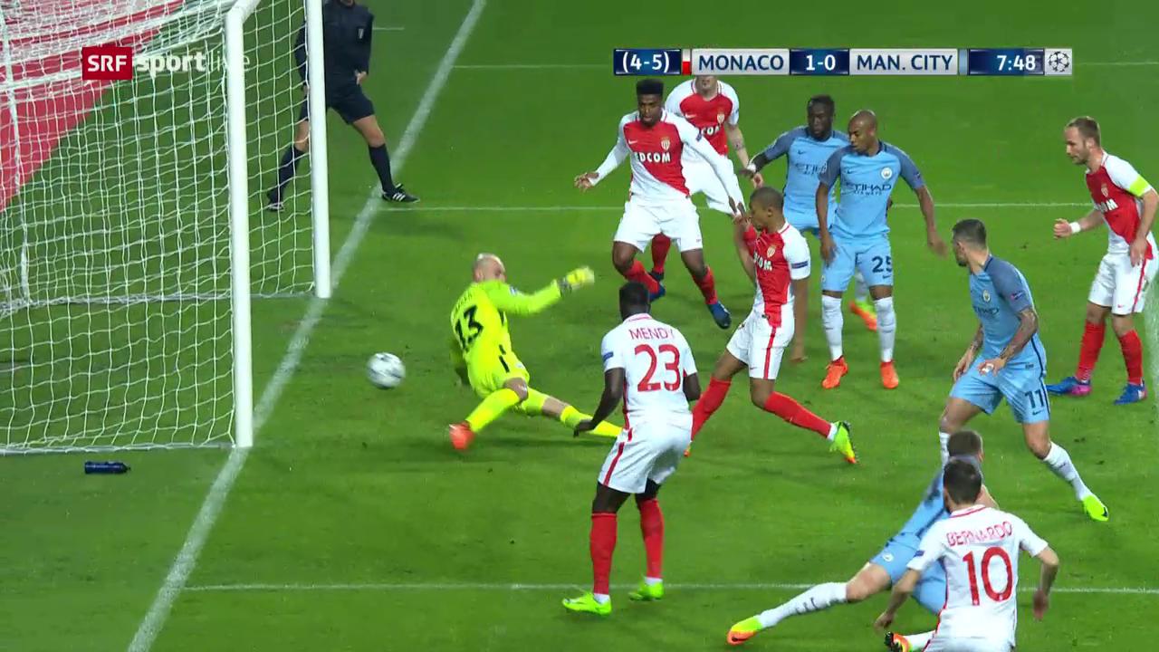 Juwel Mbappé trifft zum 1:0