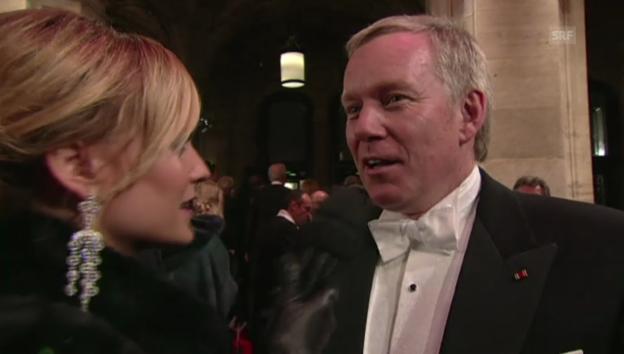 Video «Johannes B. Kerner: «Ich liebe Österreich»» abspielen